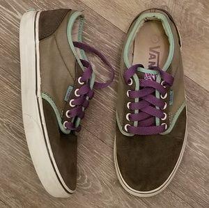 Vans  Era (Suede 2 Tone) sneakers sz 7